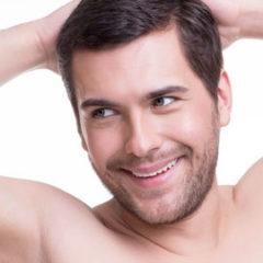 Epilation homme, soins visage, mains homme